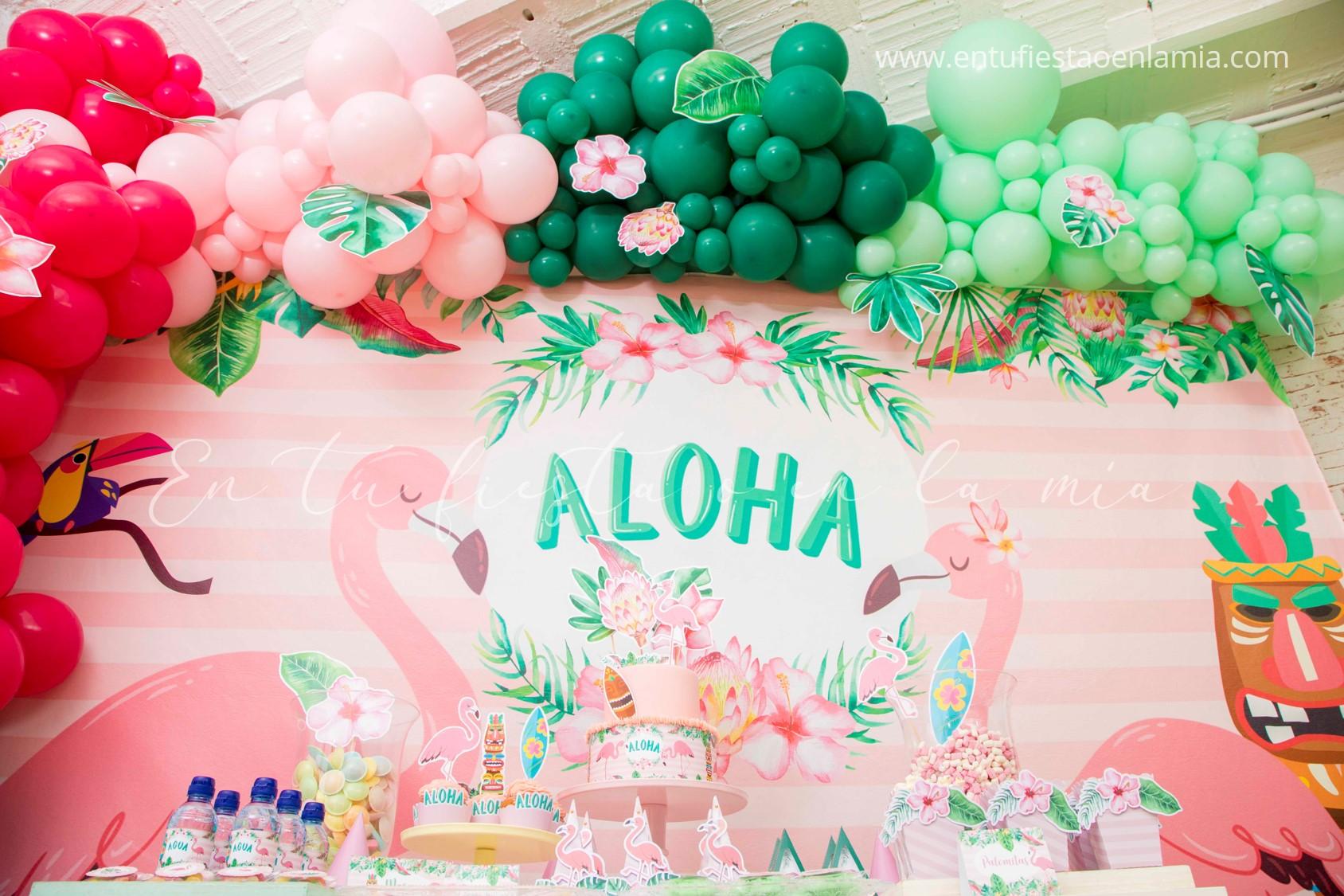 guirnalda-globos-fiesta-hawaiana